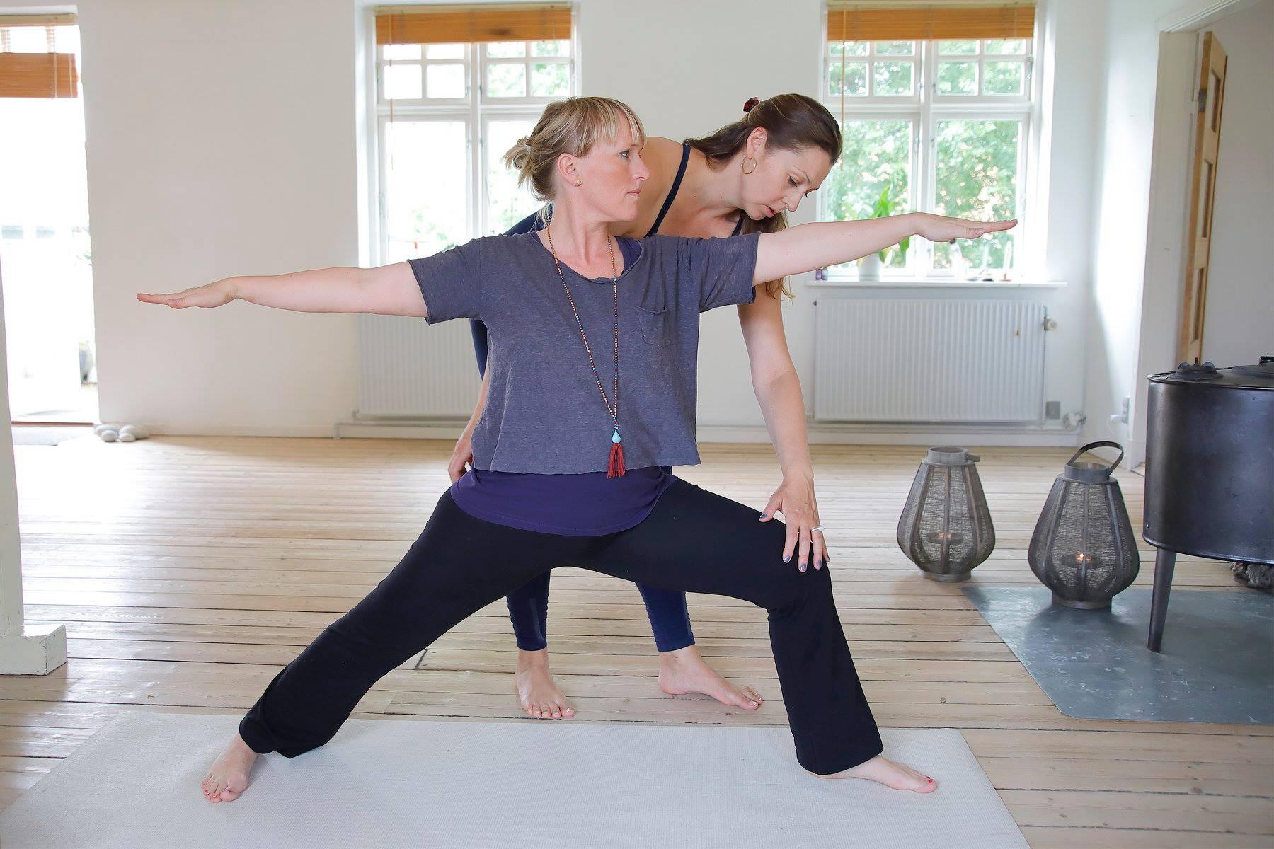 Gaia Yoga - Kropsterapi