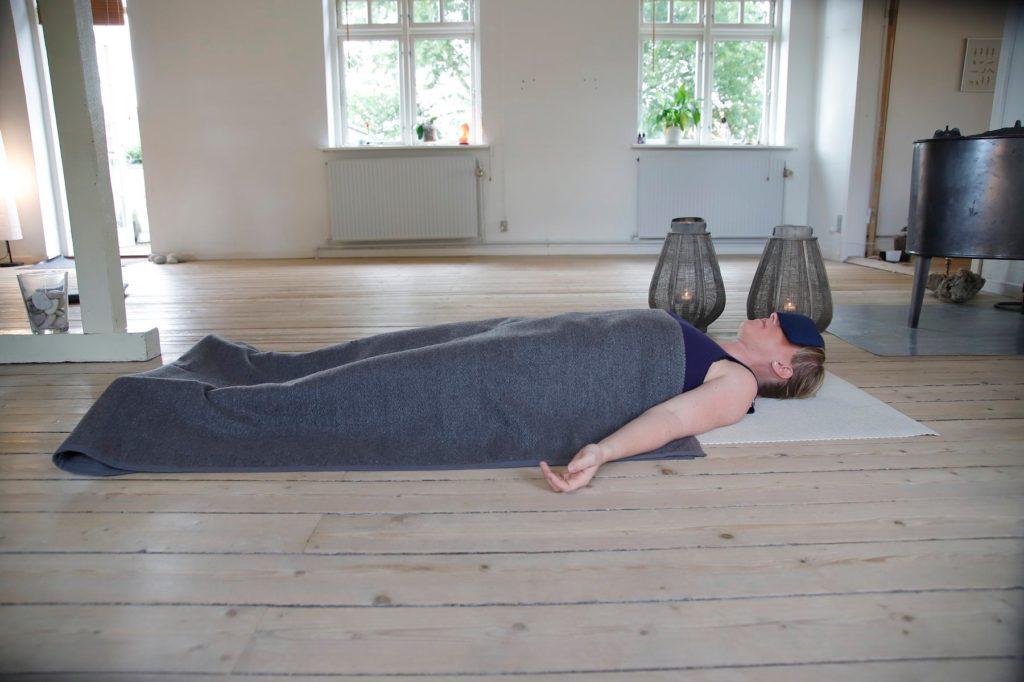 Gaia Yoga - Stressbehandling